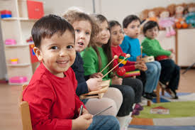 english speaking kindergarten